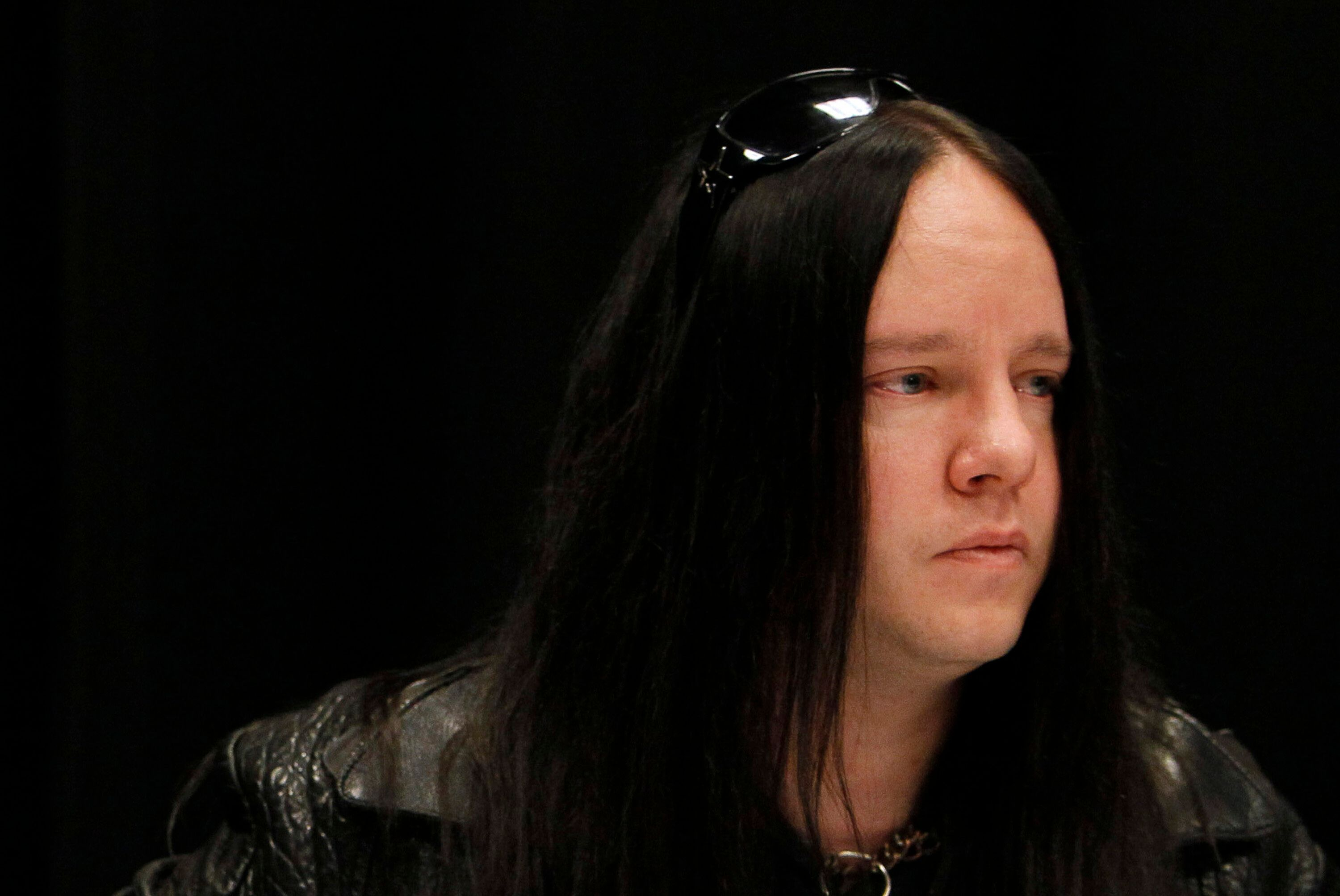 Drummer Joey Jordison, a founding member of the metal band Slipknot, died Monday. He was 46.