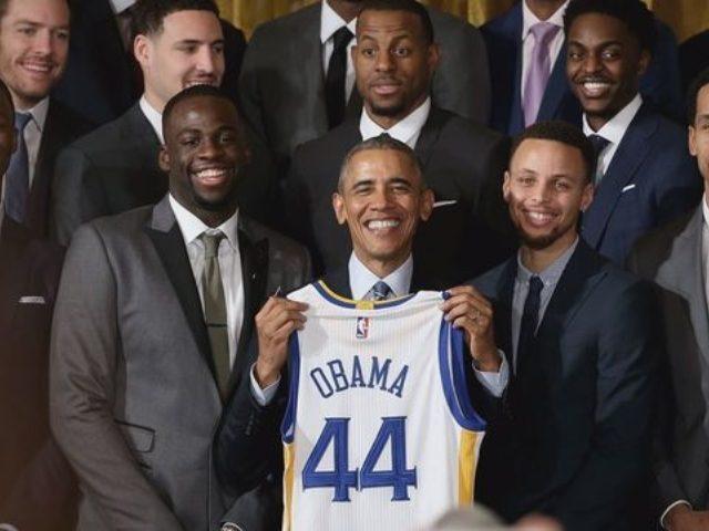 Warriors Obama