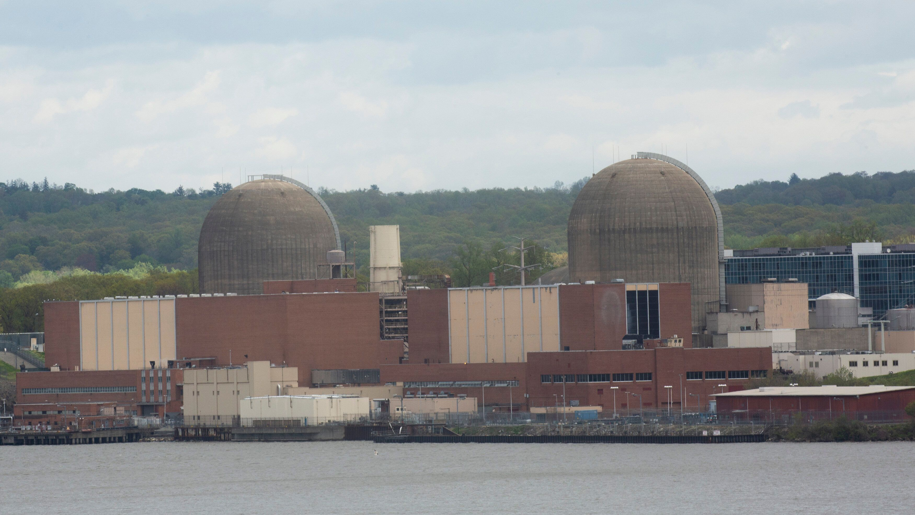 The last remaining reactor at the Indian Point nuclear power plant, north of the city, shut down in April.