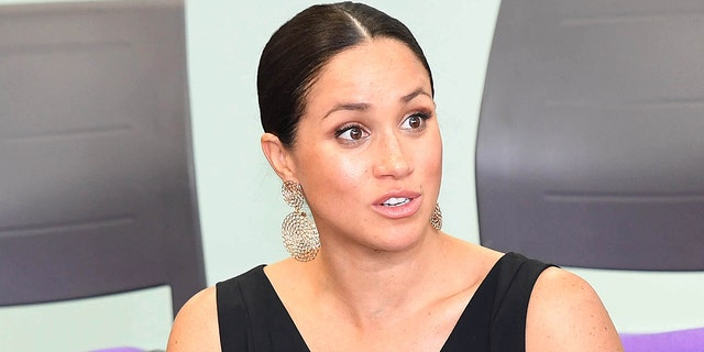 Meghan Markle became the Duchess of Sussex when she married Britain's Prince Harry in May 2018.