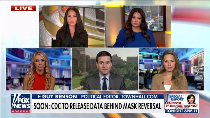 Guy Benson: People's 'heads are spinning' on COVID guidance