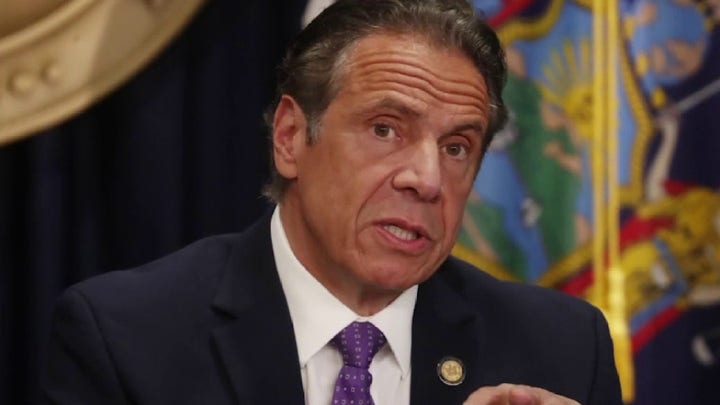 Cuomo facing pressure to resign after investigation into sexual harassment allegations
