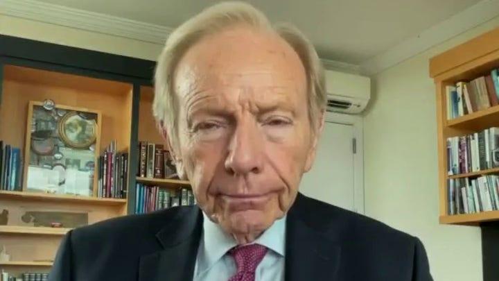 Joe Lieberman criticizes Biden's approach to Afghanistan withdrawal