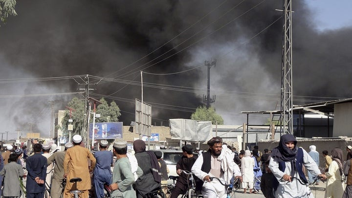 U.S. allies alarmed by Taliban takeover in Afghanistan