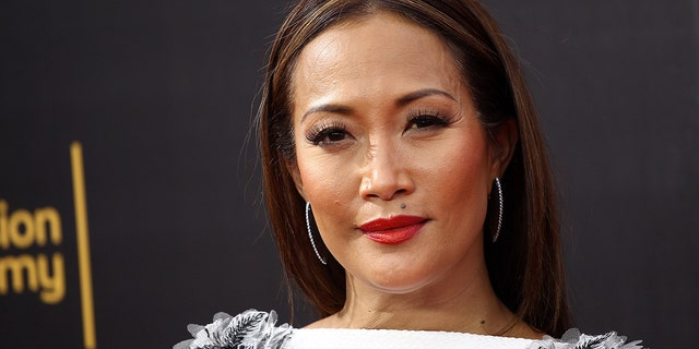 Carrie Ann Inaba has announced that she will depart 'The Talk' after three seasons as a co-host.