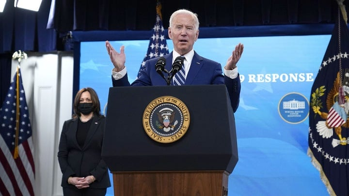 Biden: Greater threat is from ISIS, not Afghanistan
