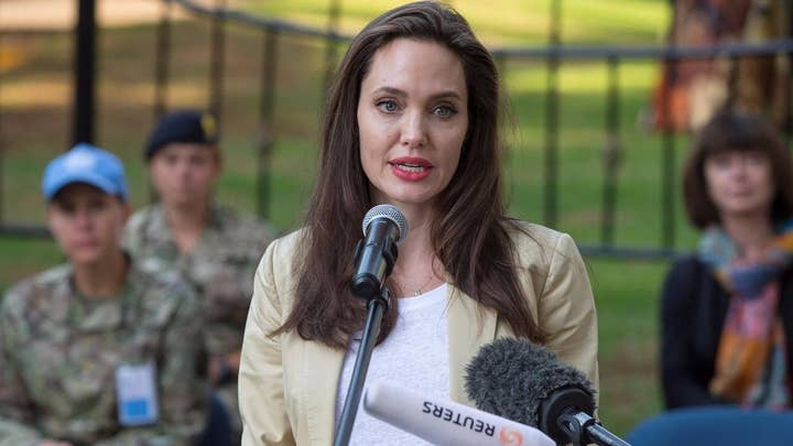 Angelina Jolie back in action with new film 'Those Who Wish Me Dead'