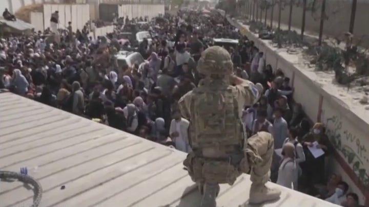 Lara Logan describes terror people in Afghanistan are facing