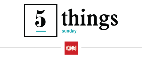 5 things   sunday