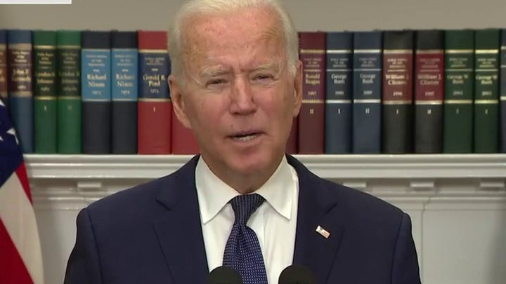 Lisa Boothe: Biden presides over the biggest foreign policy blunder in our lifetime
