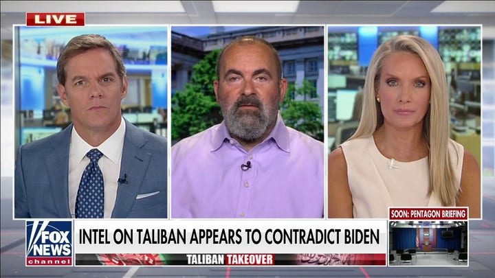 Former CIA intel officer says Aug. 31 deadline must be renegotiated with Taliban