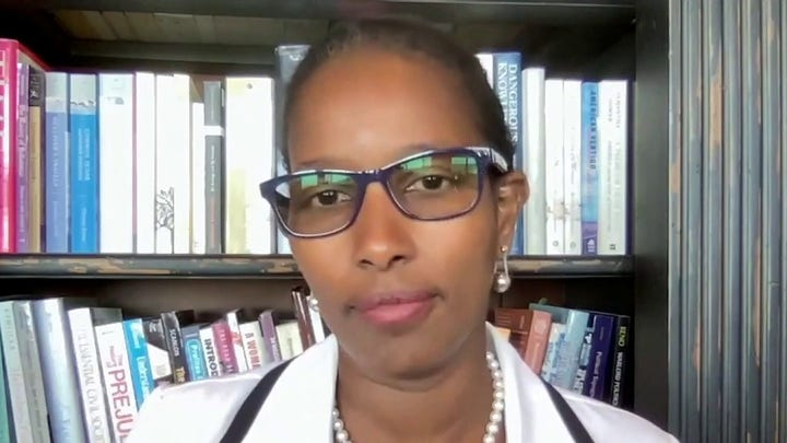 Ayaan Hirsi Ali: Shame on Biden admin for exiting Afghanistan the way they did