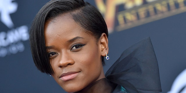 Actress Letitia Wright suffered 'minor injuries' while filming on set for 'Black Panther: Wakanda Forever.' The accident reportedly involved a stunt rig.