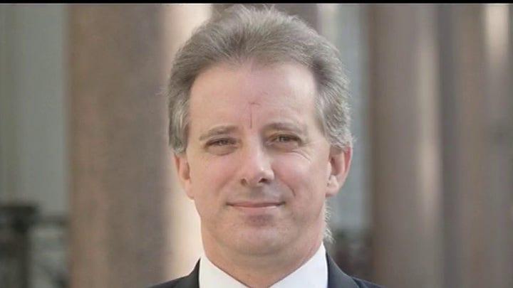Ex-spy Christopher Steele breaks silence, defends dossier