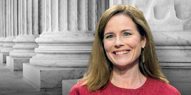 Supreme Court Justice Amy Coney Barrett. (Associated Press)