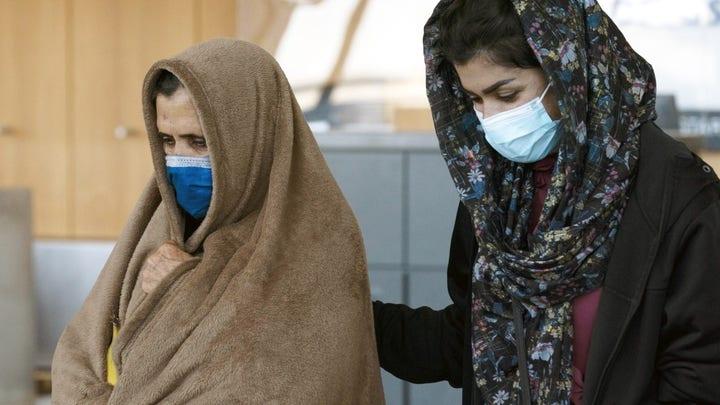 Afghan journalist describes 'hopeless' feeling after US withdrawal