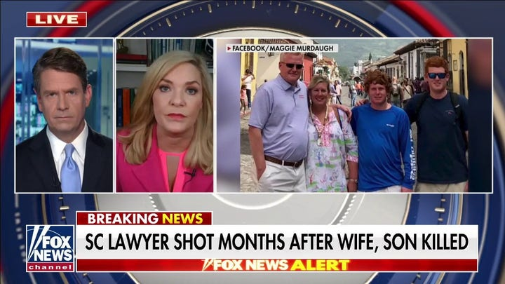 Questions arise after SC lawyer Alex Murdaugh shot months after his wife, son were killed