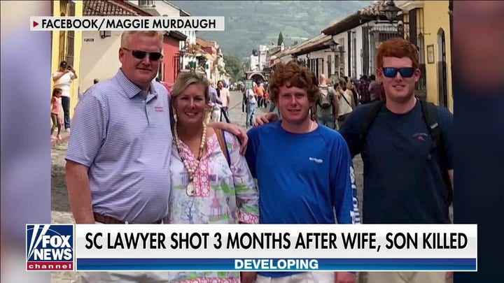SC lawyer shot 3 months after wife, son killed in unsolved case