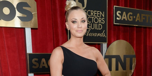 Actress Kaley Cuoco filed for divorce from Karl Cook after three years of marriage.