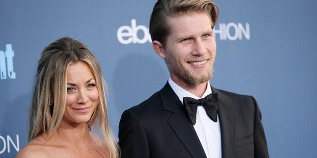 'Flight Attendant' star wed Karl Cook, an equestrian, in 2018.