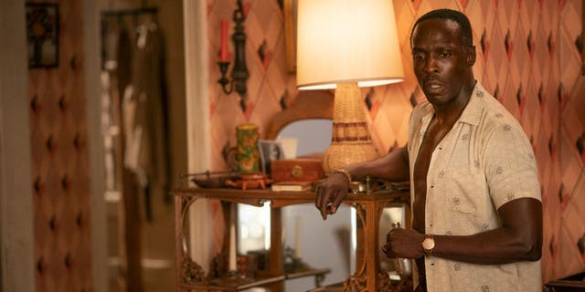 Michael K. Williams is seen in an episode of HBO's 'Lovecraft Country.'