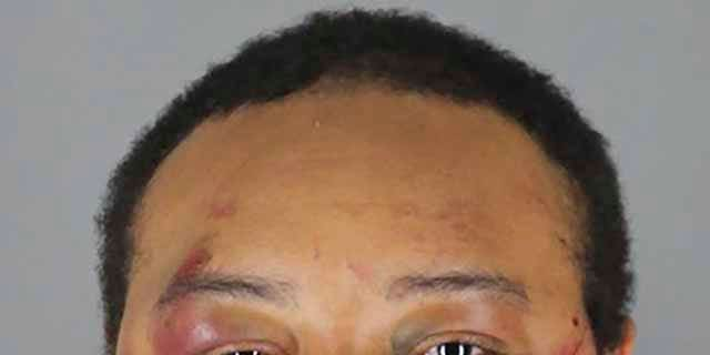 Jaleel Stallings, of St. Paul, Minnesota, is shown in this undated photo provided by the Hennepin County Sheriff's Office. Stallings was arrested in May 2020 during the chaotic protests that followed George Floyd's death last year and charged with attempted murder after firing several shots at a Minneapolis police van. Stallings was acquitted in July on all counts after arguing self-defense, saying the officers were in an unmarked van and had fired at him first.