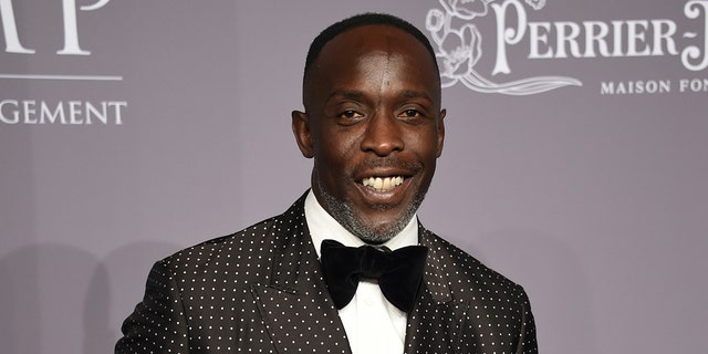 Actor Michael K. Williams was perhaps best known for his character Omar on 'The Wire.'