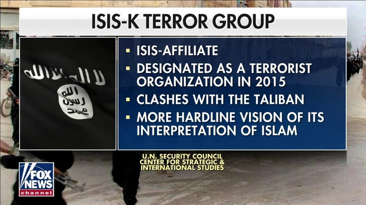 How dangerous is the 'ISIS-K' terror group?