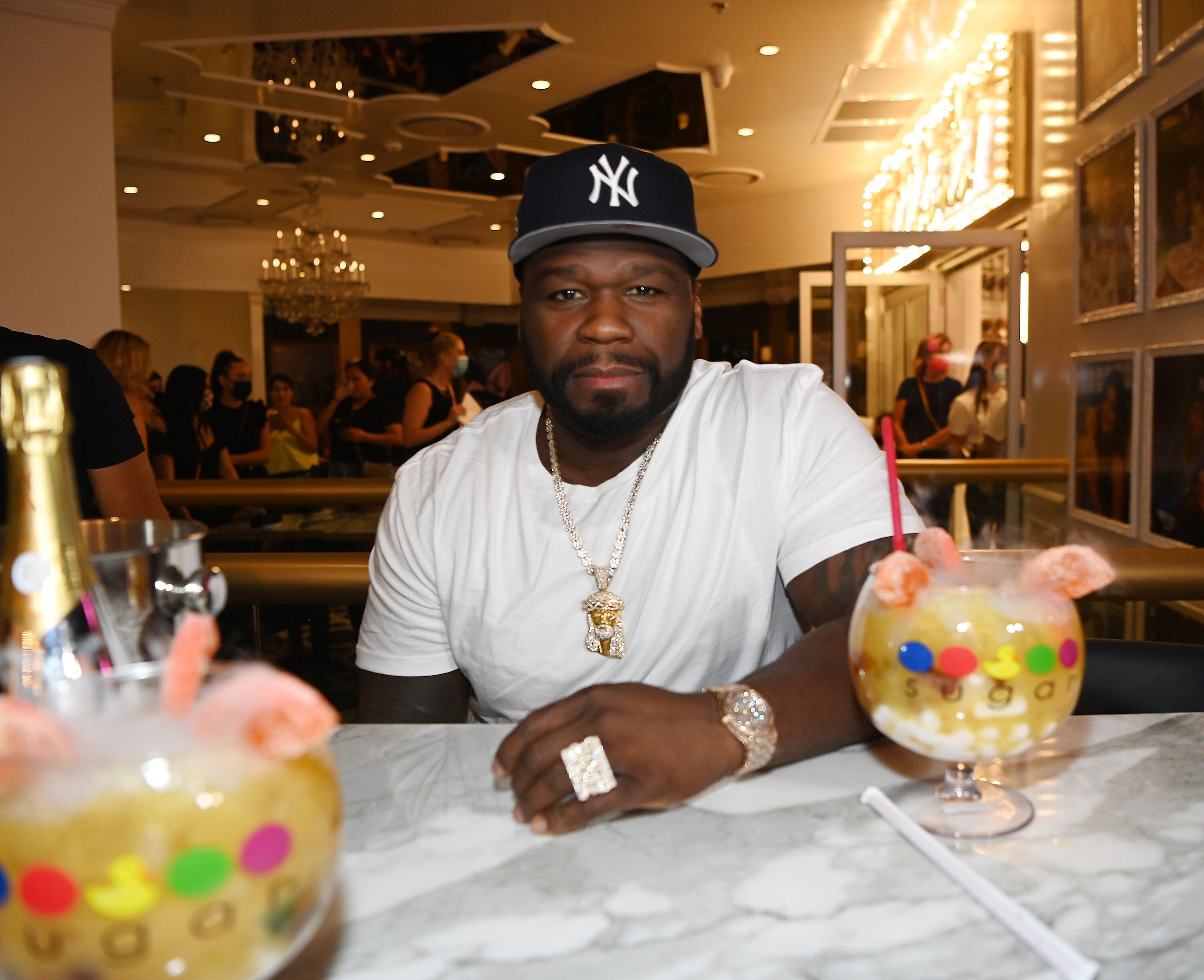 Rapper 50 Cent has drawn backlash for his comments about the death of actor Michael K. Williams.