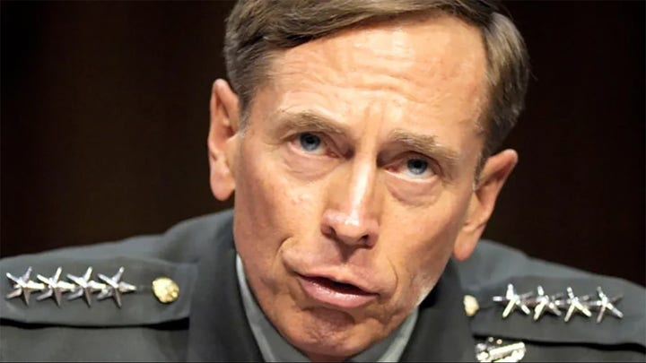 Gen. Petraeus reflects on 9/11, talks terror threat in Afghanistan