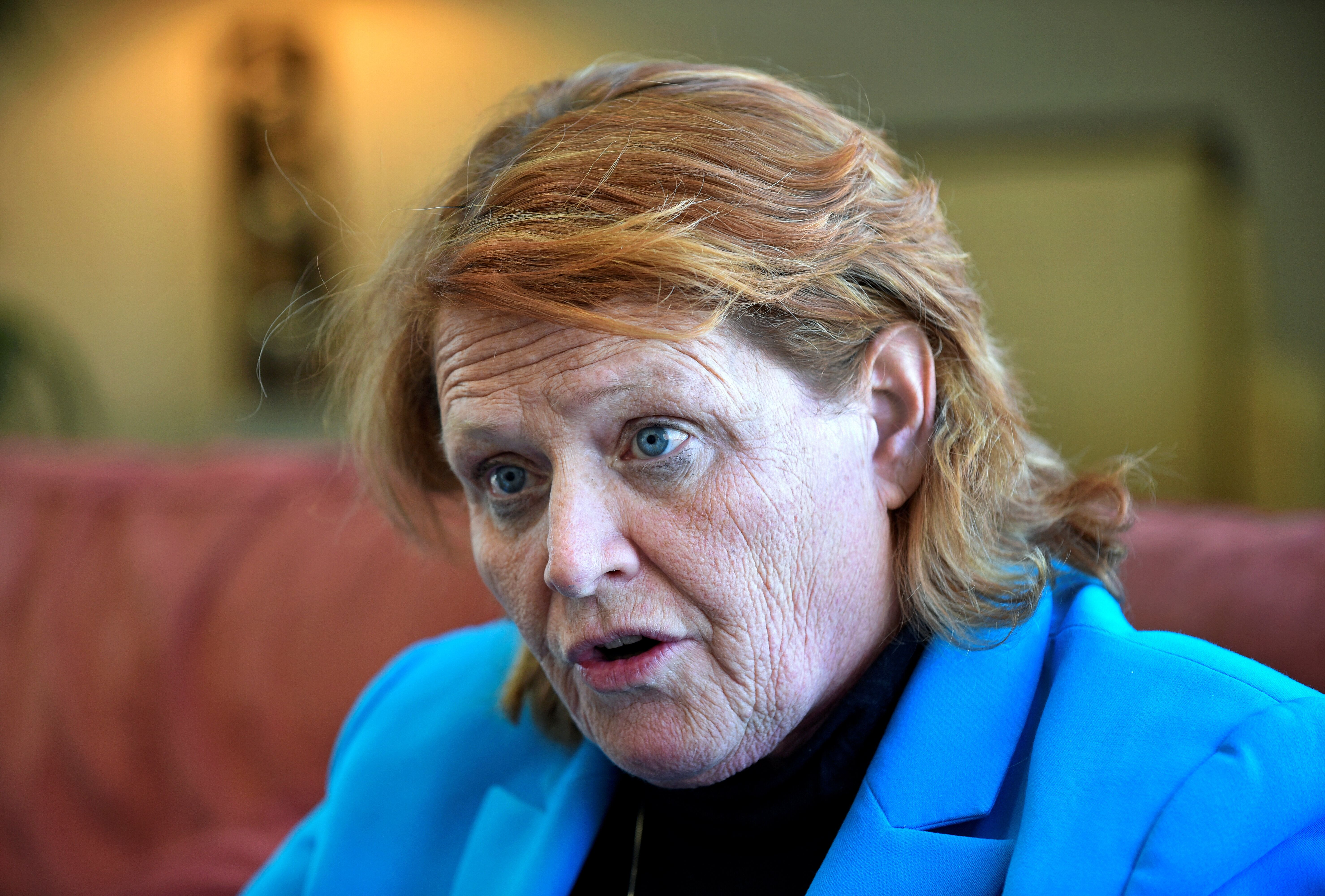 Former Sen. Heidi Heitkamp (D-N.D.) and other former Democratic lawmakers withrural bona fides have been recruited to l