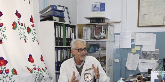 After 31 years in Afghanistan as part of a Red Cross mission, Italian physiotherapist Alberto Cairo has opted to remain out of fear for his female colleagues.
