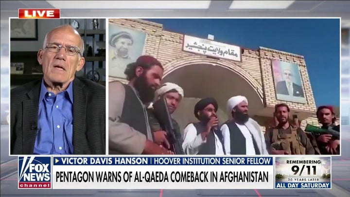 Military professor pushes back on notions of a kinder, gentler Taliban: 'They're more dangerous and drunk on victory'