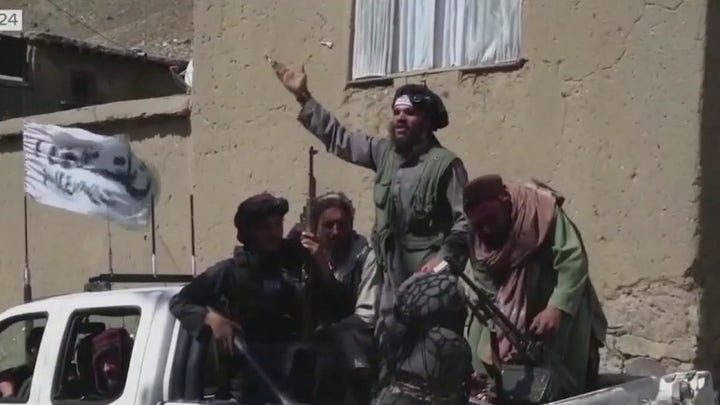 Fears arise that Afghanistan could become a safe haven for terrorist groups