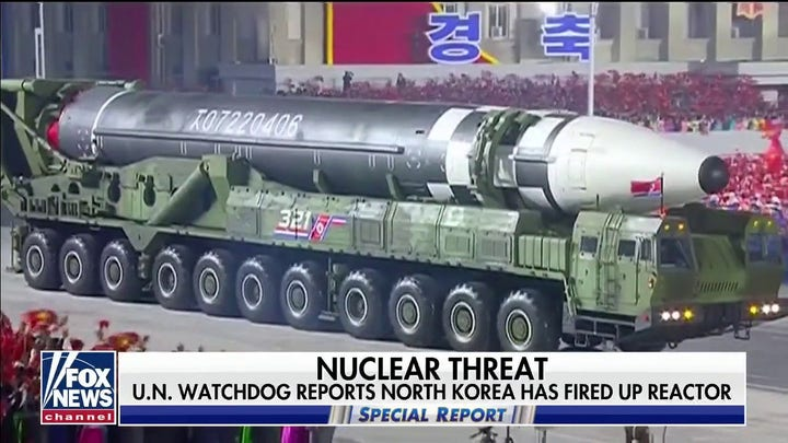 North Korea reportedly resumes nuclear reactor activity