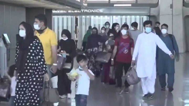 Concerns rise over vetting Afghan refugees