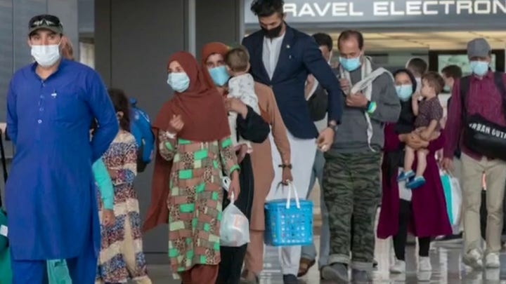 Exclusive whistleblower account: Afghan refugees leaving U.S. bases without being fully vetted