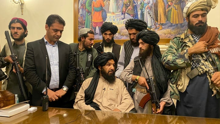 Taliban unveils names of new 'sinister' Afghan government leaders