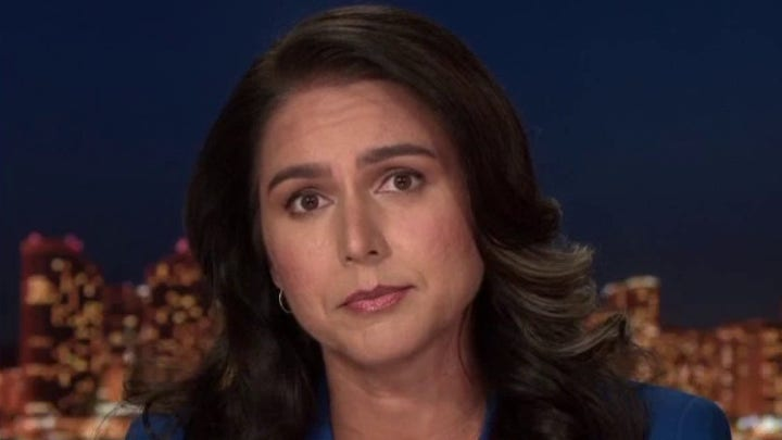 Tulsi Gabbard reveals the greatest threat the US is facing