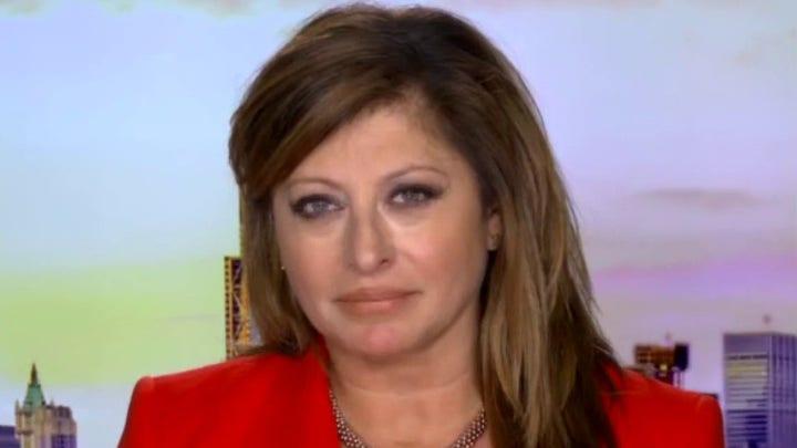 Maria Bartiromo sounds alarm on inflation concerns, debt crisis in China