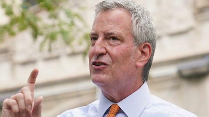 De Blasio announces 'unprecedented' racial justice commission to rethink NYC laws
