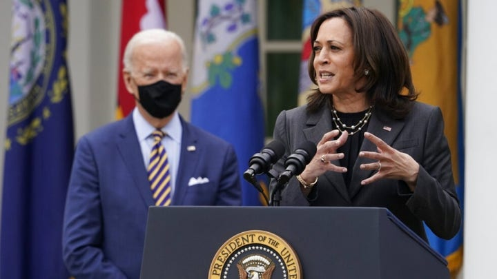 Biden, Harris denounce border agents after false claims of 'whipping' migrants