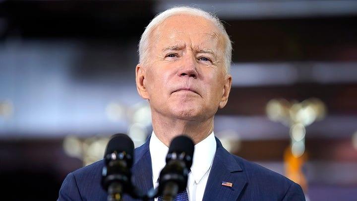 Democrats at war over Biden's massive spending spree