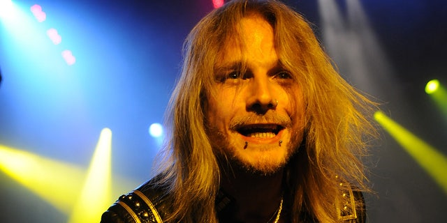 Judas Priest guitarist Richie Faulkner suffered a 'aortic aneurysm and complete aortic dissection' while on stage in Kentucky.