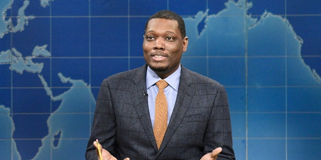 Michael Che told a joke that recieved groans in the most recent 'Weekend Update.'